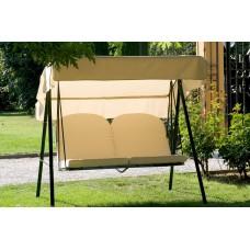 Modello Dondolo Box Cotone 3 posti 135 cm